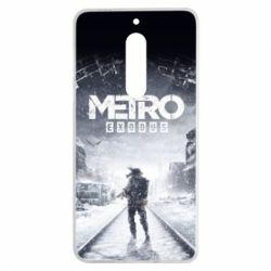 Чохол для Nokia 5 Metro: Exodus - FatLine