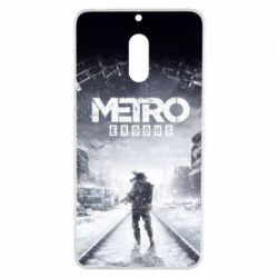 Чохол для Nokia 6 Metro: Exodus - FatLine