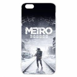 Чохол для iPhone 6 Plus/6S Plus Metro: Exodus - FatLine