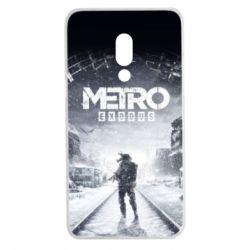 Чохол для Meizu 15 Plus Metro: Exodus - FatLine