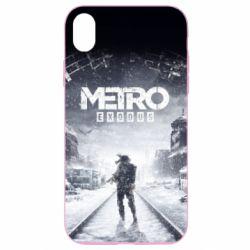 Чохол для iPhone XR Metro: Exodus - FatLine