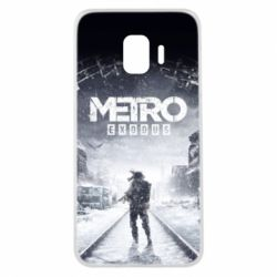 Чохол для Samsung J2 Core Metro: Exodus - FatLine