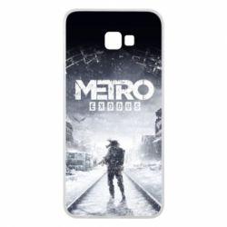 Чохол для Samsung J4 Plus 2018 Metro: Exodus - FatLine