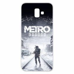 Чохол для Samsung J6 Plus 2018 Metro: Exodus - FatLine