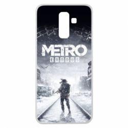 Чохол для Samsung J8 2018 Metro: Exodus - FatLine