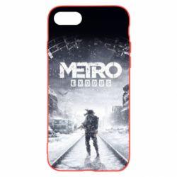 Чохол для iPhone 7 Metro: Exodus - FatLine