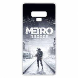 Чохол для Samsung Note 9 Metro: Exodus - FatLine