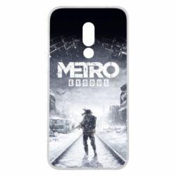 Чохол для Meizu 16 Metro: Exodus - FatLine
