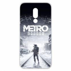 Чохол для Meizu 16x Metro: Exodus - FatLine