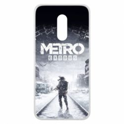 Чохол для Meizu 16 plus Metro: Exodus - FatLine