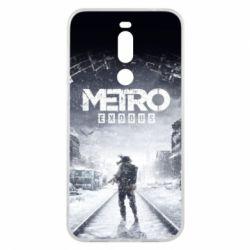 Чохол для Meizu X8 Metro: Exodus - FatLine