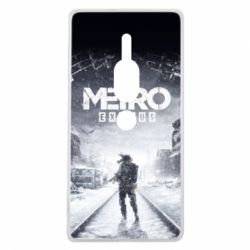 Чохол для Sony Xperia XZ2 Premium Metro: Exodus - FatLine