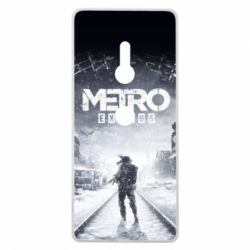 Чохол для Sony Xperia XZ3 Metro: Exodus - FatLine