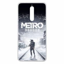 Чохол для Nokia 8 Metro: Exodus - FatLine