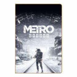 Блокнот А5 Metro: Exodus - FatLine