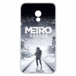 Чохол для Meizu 15 Lite Metro: Exodus - FatLine