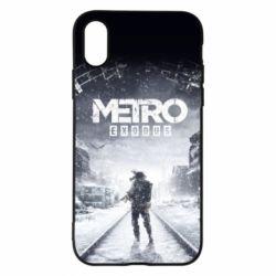 Чохол для iPhone X/Xs Metro: Exodus - FatLine