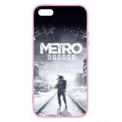 Чохол для iphone 5/5S/SE Metro: Exodus - FatLine