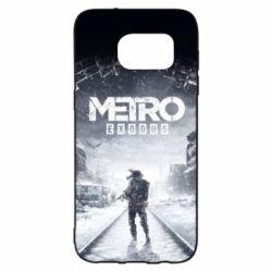 Чохол для Samsung S7 EDGE Metro: Exodus - FatLine