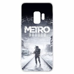 Чохол для Samsung S9 Metro: Exodus - FatLine