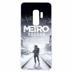 Чохол для Samsung S9+ Metro: Exodus - FatLine