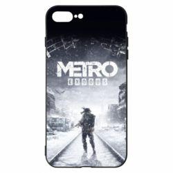 Чохол для iPhone 8 Plus Metro: Exodus - FatLine