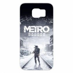 Чохол для Samsung S6 Metro: Exodus - FatLine