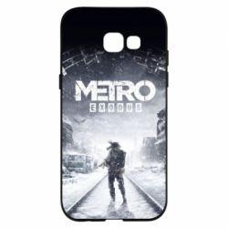 Чохол для Samsung A5 2017 Metro: Exodus - FatLine