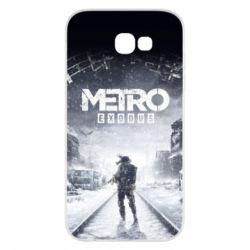 Чохол для Samsung A7 2017 Metro: Exodus - FatLine