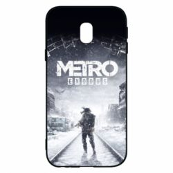 Чохол для Samsung J3 2017 Metro: Exodus - FatLine