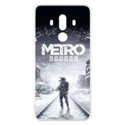 Чохол для Huawei Mate 10 Pro Metro: Exodus - FatLine