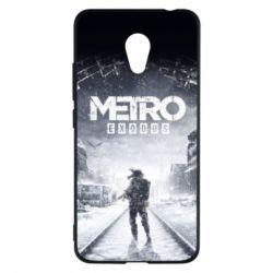 Чохол для Meizu M5c Metro: Exodus - FatLine