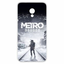 Чохол для Meizu M5s Metro: Exodus - FatLine