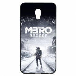 Чохол для Meizu M5 Note Metro: Exodus - FatLine