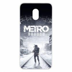 Чохол для Meizu M6 Metro: Exodus - FatLine