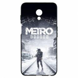 Чохол для Meizu M6s Metro: Exodus - FatLine