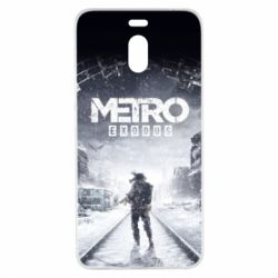 Чохол для Meizu M6 Note Metro: Exodus - FatLine
