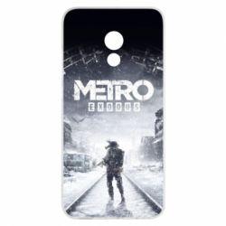 Чохол для Meizu Pro 6 Metro: Exodus - FatLine