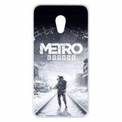 Чохол для Meizu Pro 6 Plus Metro: Exodus - FatLine