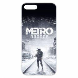 Чохол для Xiaomi Mi6 Metro: Exodus - FatLine
