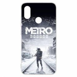 Чохол для Xiaomi Mi8 Metro: Exodus - FatLine