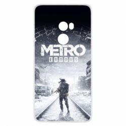 Чохол для Xiaomi Mi Mix 2 Metro: Exodus - FatLine