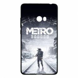 Чохол для Xiaomi Mi Note 2 Metro: Exodus - FatLine