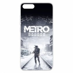 Чохол для Xiaomi Mi Note 3 Metro: Exodus - FatLine
