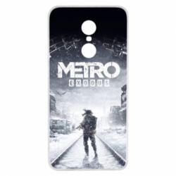 Чохол для Xiaomi Redmi 5 Metro: Exodus - FatLine