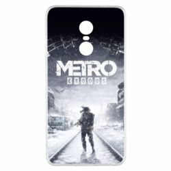 Чохол для Xiaomi Redmi Note 4x Metro: Exodus - FatLine