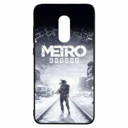 Чохол для Xiaomi Redmi Note 4 Metro: Exodus - FatLine