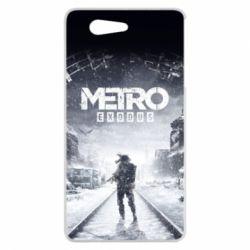 Чохол для Sony Xperia Z3 mini Metro: Exodus - FatLine