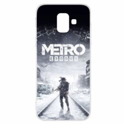 Чохол для Samsung A6 2018 Metro: Exodus - FatLine