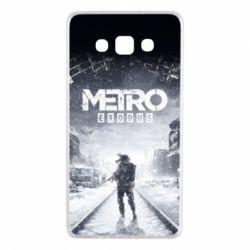 Чохол для Samsung A7 2015 Metro: Exodus - FatLine